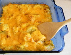 Cheesy Squash Recipe