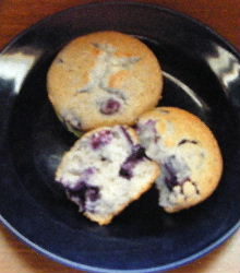 Blueberry muffin recipes from scratch