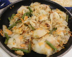 Fried Potatoes with Dill