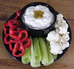 Mediterranean Olive Dip Recipe